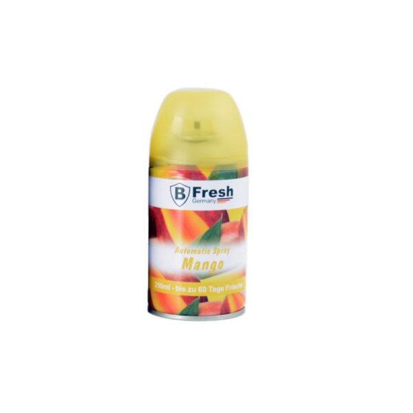 Lufterfrischer Duftspray Nachfüller Kartusche 250ml Mango