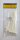 Kabelbinder 100 Stück 7 x 200 mm weiß Nylon natural natur