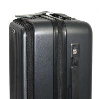 Valis Business Trolley mit USB-Ports TSA-Schloss Hartschalenkoffer
