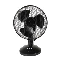 LENTZ Tischventilator Ventilator 23 cm Oszillieren...