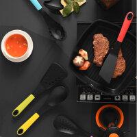 Platinium Kochbesteck Küchenhelfer Set 7-teilig, Bunt