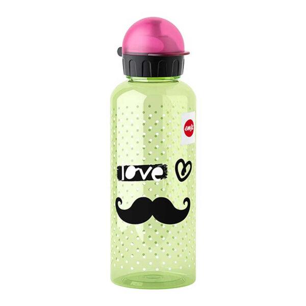 TEENS Kindertrinkflasche, Moustache, 0,6 L