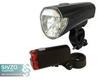 LED Fahrradlampe Fahrradbeleuchtung Fahrradlicht...