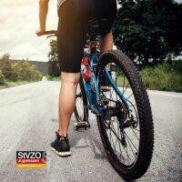 Luxtra Fahrradrücklicht Rücklicht mit Bremssensor