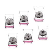 6 Stk. Glas Trinkglas Wassergläser Gürallar Lav...